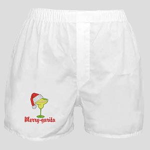 Merry-garita Boxer Shorts