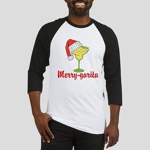 Merry-garita Baseball Jersey