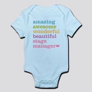 Stage Management Baby Clothes Accessories Cafepress