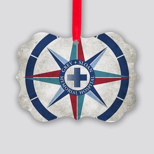 Grey Sloan Memorial Hospital Comp Picture Ornament