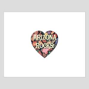 Arizona Rocks! Small Poster