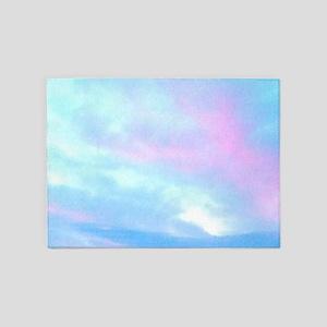 Heaven's Sky 5'x7'Area Rug
