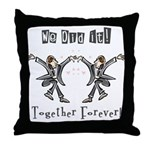Gay Marriage Throw Pillow