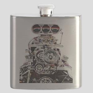 HRT-E-1 Flask
