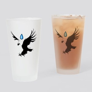 Tyajwa logo Drinking Glass