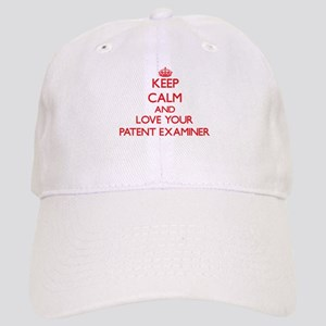 Keep Calm and love your Patent Examiner Cap