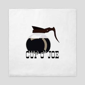 Cup O Joe Queen Duvet