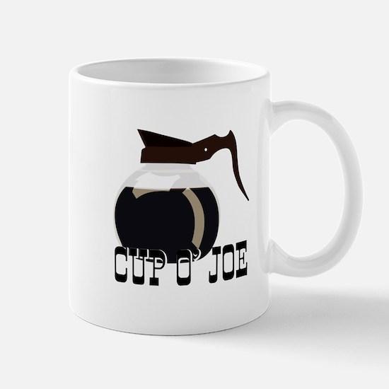 Cup O Joe Mugs
