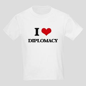 I Love Diplomacy T-Shirt
