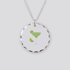 Lime Margarita Necklace