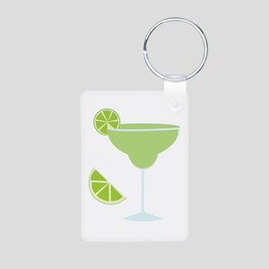Lime Margarita Keychains