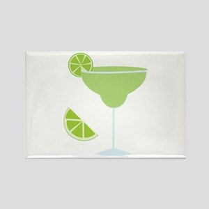 Lime Margarita Magnets
