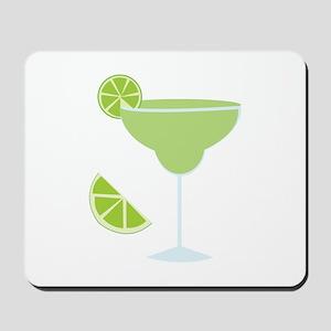 Lime Margarita Mousepad