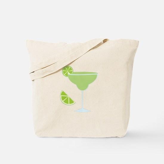 Lime Margarita Tote Bag