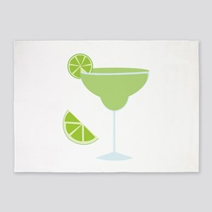 Lime Margarita 5'x7'Area Rug