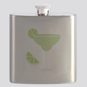 Lime Margarita Flask