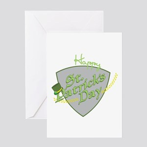 Happy St Patricks Greeting Cards