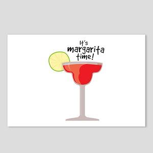Margarita Time Postcards (Package of 8)