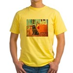 Room & Newfoundland Yellow T-Shirt