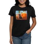 Room & Newfoundland Women's Dark T-Shirt
