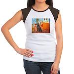 Room & Newfoundland Women's Cap Sleeve T-Shirt