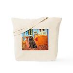 Room & Newfoundland Tote Bag