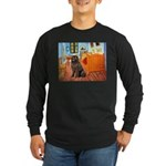 Room & Newfoundland Long Sleeve Dark T-Shirt