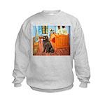 Room & Newfoundland Kids Sweatshirt