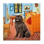 Room & Newfoundland Tile Coaster