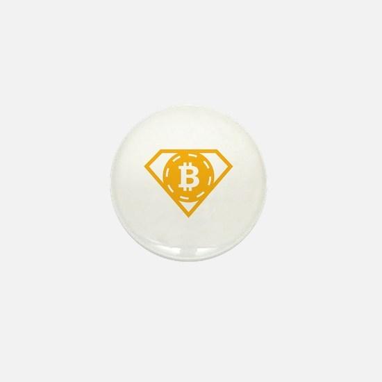 StonefishSays Bitcoin Logo Mini Button