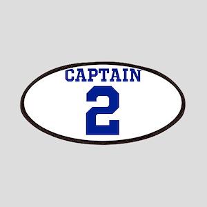 CAPTAIN #2 Patches