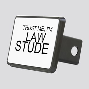 Trust Me, I'm A Law Student Hitch Cover