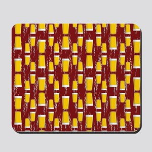 Upside Down Pints Mousepad