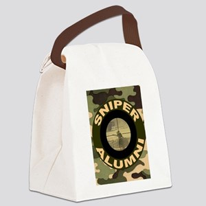 OATH TAKERS Canvas Lunch Bag