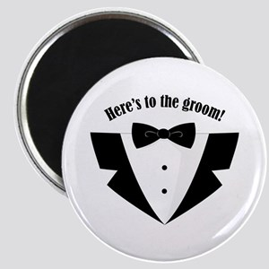 GroomTux Magnets