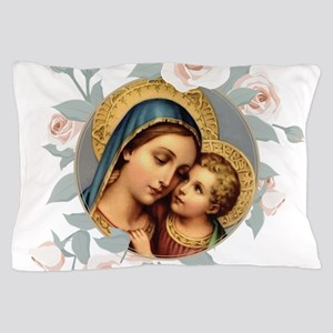 Our Lady of Good Remedy Pillow Case
