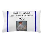 i love tennis Pillow Case