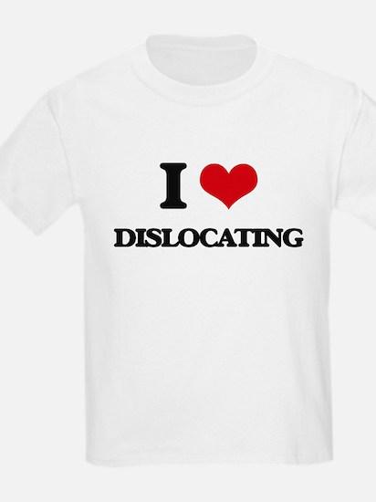 I Love Dislocating T-Shirt