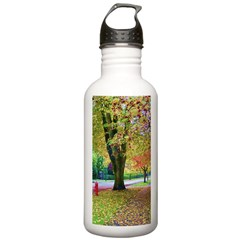 Autumn in Vancouver Stainless Water Bottle Water Bottle