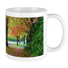 Autumn in Vancouver Mug