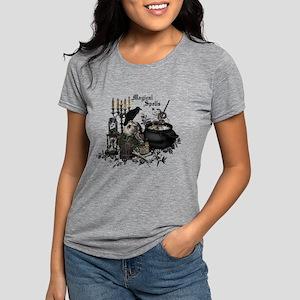 Modern vintage Halloween skull T-Shirt