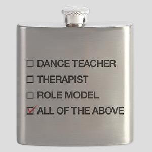 Dance Teacher Multiple Choice Flask