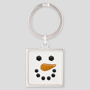 Snowman Keychains