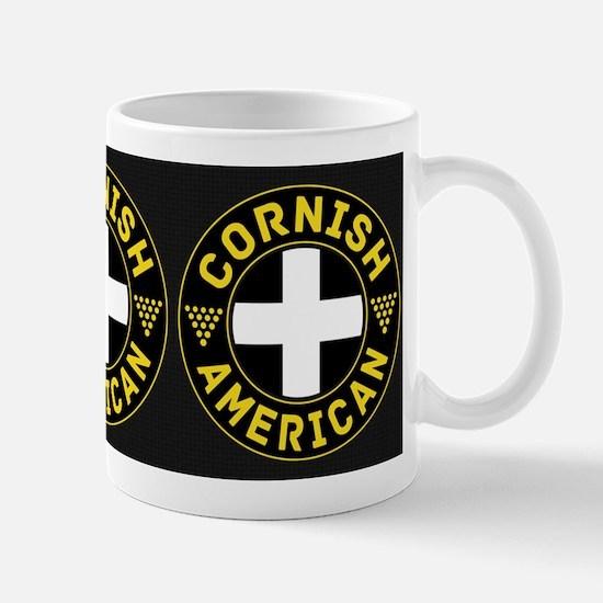Cornish American Flag Ensign Mugs