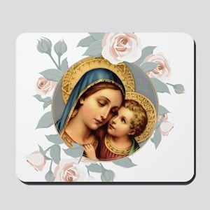 Our Lady of Good Remedy Mousepad