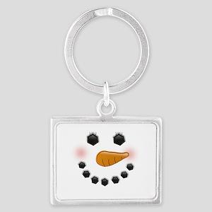 Snow Woman Keychains