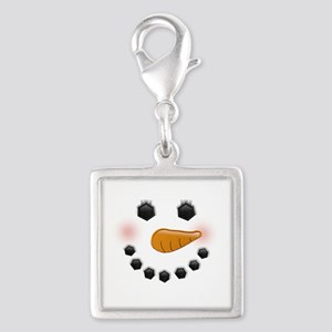 Snow Woman Charms