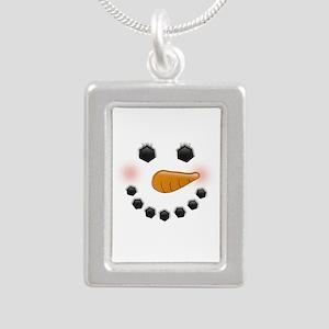 Snow Woman Necklaces