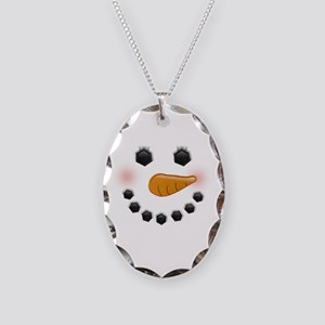 Snow Woman Necklace