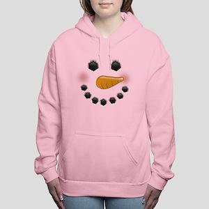 Snow Woman Women's Hooded Sweatshirt